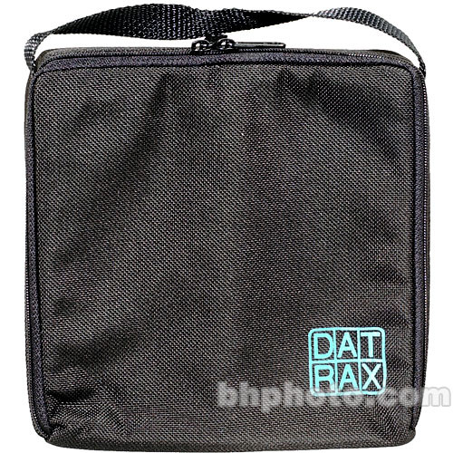 Datrax / Bryco DP-16 Portable Case Holds 16 DAT Tapes