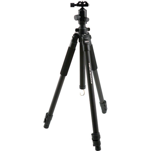 Davis & Sanford Attaras 3-Section Aluminum Tripod with B11 Ball Head