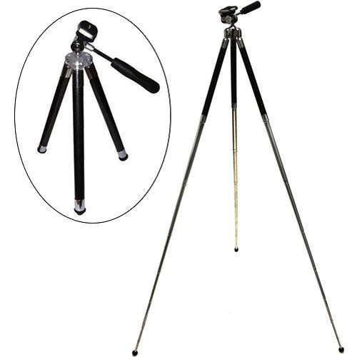 Davis & Sanford Mini Traveler Tripod with Ballhead - Supports 2.5 lbs (1.1kg)