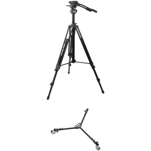 Davis & Sanford ProVista Airlift Tripod with FM18 Head and Folding Dolly Kit