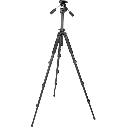 Davis & Sanford Vista Voyager Tripod with FZ10 3-Way Pan/Tilt Head