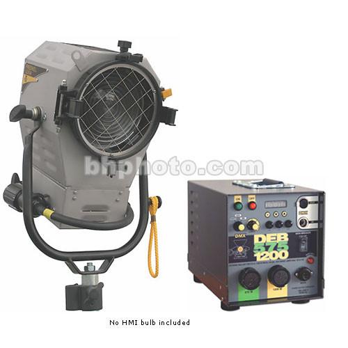 DeSisti Rembrandt 1200 Watt HMI Fresnel Kit  (90-265V)
