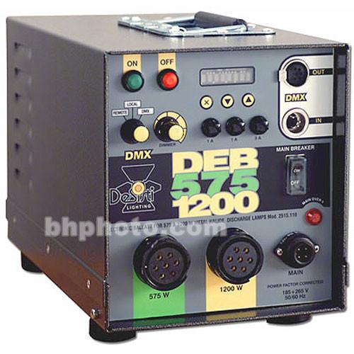 DeSisti 575/1.2KW Electronic Ballast for Rembrandt Piccolo (95-265V)