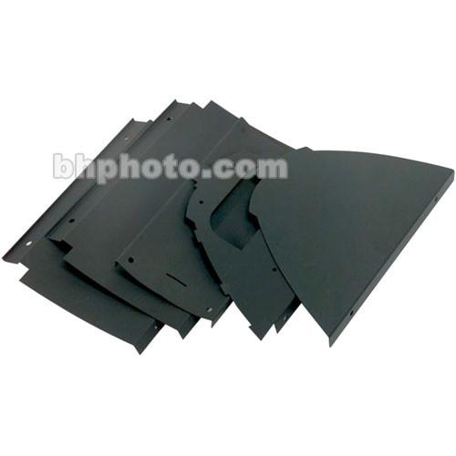 DeSisti Reflector Kit for CD15B, Goya 400W HMI - Black