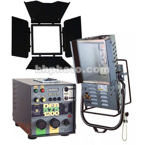 DeSisti Goya Broadlight 1.2KW HMI Case Kit (90-265V)