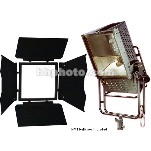 DeSisti Goya 6/12K Broadlight HMI Case Kit