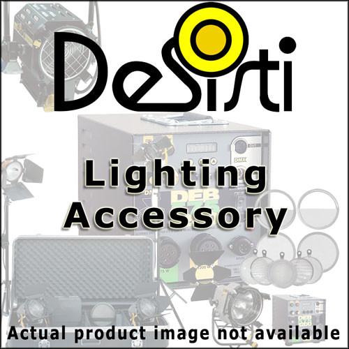 DeSisti Power Cable, Detachable for Leonardo 10/12K Fresnels - 7'