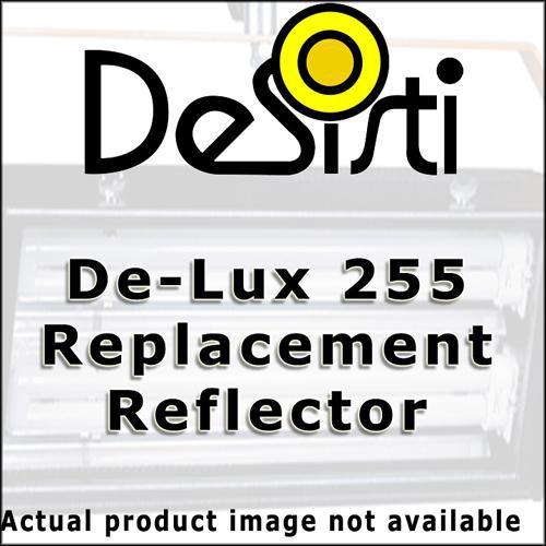 DeSisti Replacement Rear Reflector for Delux 2x55W Fluorescent Softlight