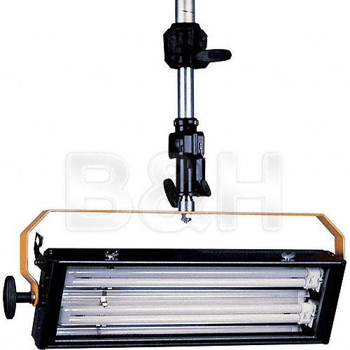 DeSisti 2 Tube Dimmable Fluorescent Fixture, DMX - Hanging, Manual Control