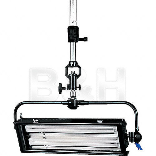 DeSisti De-Lux 2 Tube Dimmable Fixture, Analog - Hanging, Pole Operated
