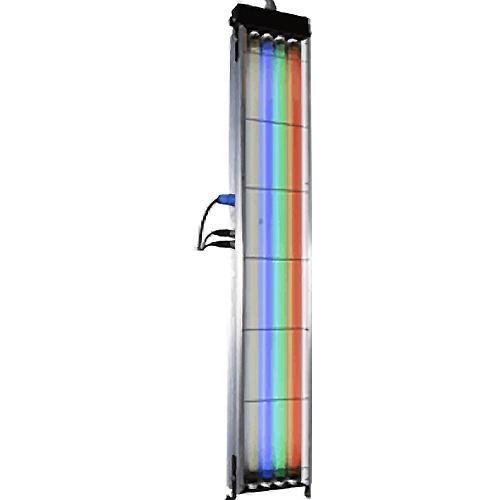 DeSisti Tintoretto 4' Color Mixing DMX Fluorescent Fixture (120VAC)