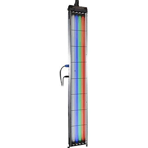 DeSisti Tintoretto 5' Color Mixing DMX Fluorescent Fixture (120VAC)
