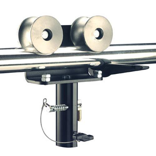 "DeSisti Barrel Trolley for 2"" (5.08 cm) Round Tubes"