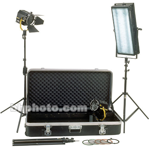 DeSisti Tungsten and Fluorescent 3-Light Combo Kit