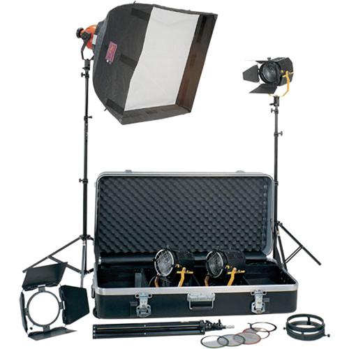 DeSisti 2-Magis, 2-Cosmobeam 1K Light Kit (120-220VAC)