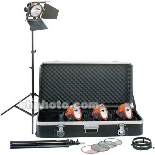 DeSisti Cosmobeam 1000W  Open Face 4-Light  Kit