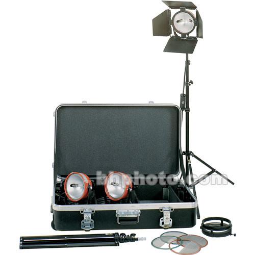 DeSisti Cosmobeam 1000W  Open Face 3-Light  Kit