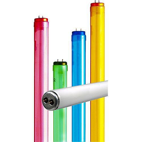 DeSisti Fluorescent Tube for Tintoretto Fixture, 36 Watts - Red