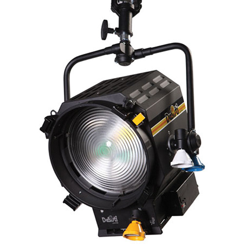 DeSisti LED Leonardo 120W Fresnel P.O. - Tungsten Balanced (120 VAC)