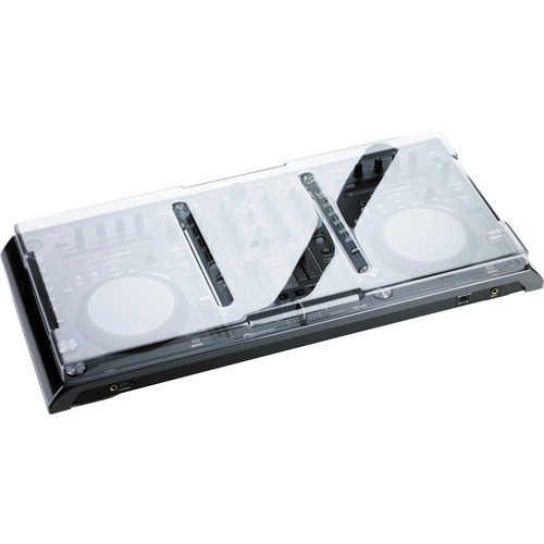 Decksaver Pioneer DDJ-S1 Smoked/Clear Cover