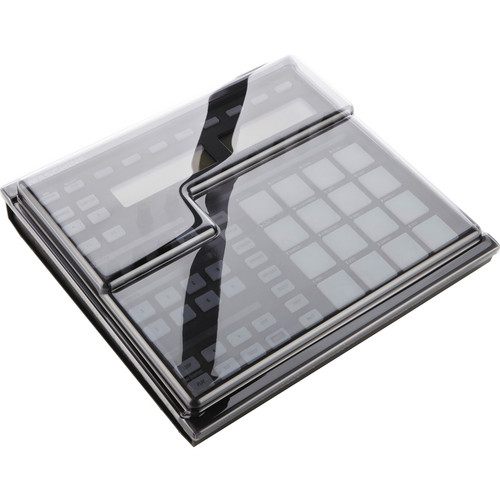 Decksaver NI Maschine Smoked Clear Cover