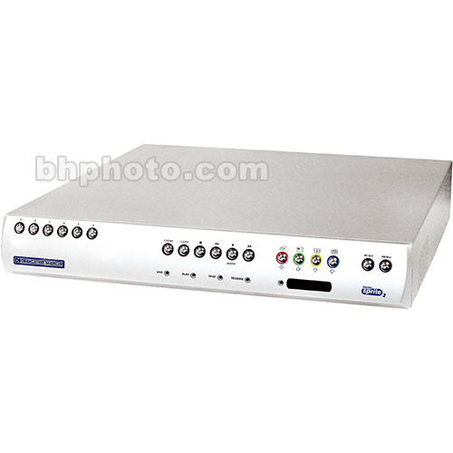 Dedicated Micros DS2AD6160 6-Channel 160GB Digital Video Recorder