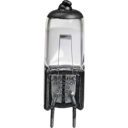 Dedolight Lamp - 50 watts/12 volts - for 100W Lamp Heads