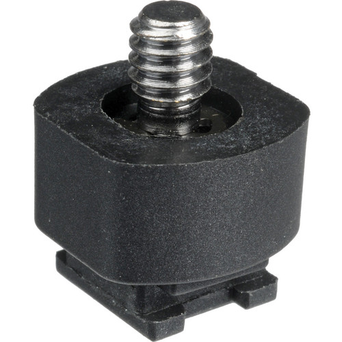 """Dedolight DLBSA-M 1/4"""" Male to Mini Shoe for Sony Mini Camcorder"""