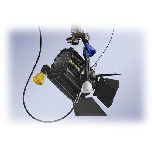 Dedolight DLH650DMX 650W Pole Operated DMX Head