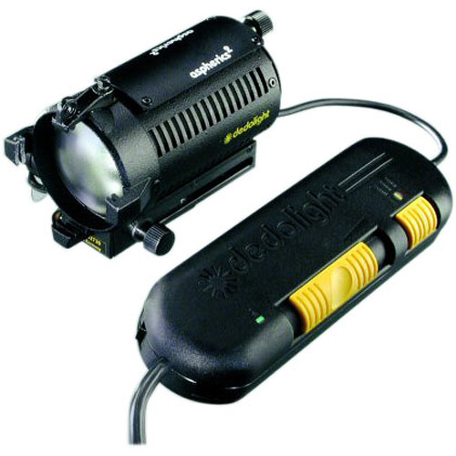 Dedolight DLH4 150W Spotlight with DT24-1 (120V)