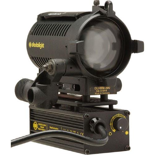 Dedolight Universal 150W Spotlight, DMX (120VAC)