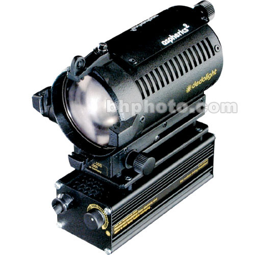 Dedolight DLHM4-300E 150W Light Head (230VAC)