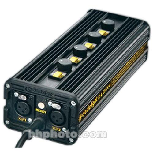 Dedolight Splitter Box for 4- DLH4, 4P Fixtures