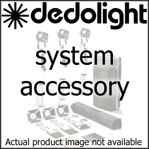 Dedolight 400 Series Slide Holder Attachment, Image Adjustment for 2-1/4