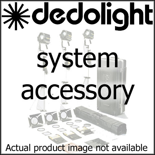 Dedolight Replacement Light Head Cable for DLH200D, S - 23'