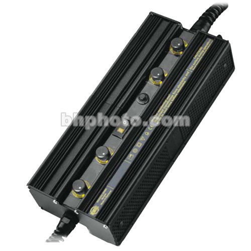 Dedolight Power Supply for 4-DLH4, 4P - 150W/24V (120V)