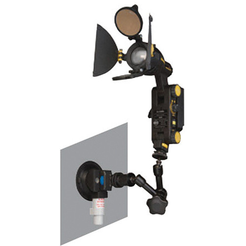 Dedolight Suction Mount with Articulated Arm for Ledzilla DLOBML