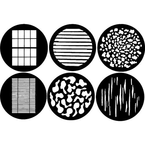 Dedolight Gobo Kit - Set of 6