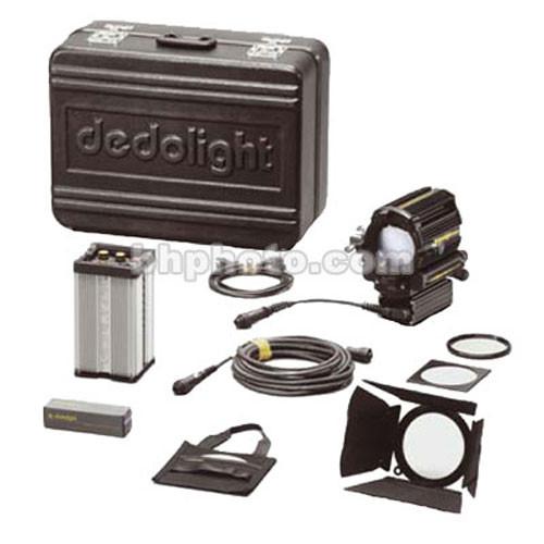 Dedolight DLH400D Basic HMI 1 Light Kit, Hard Case (90-260 VAC)