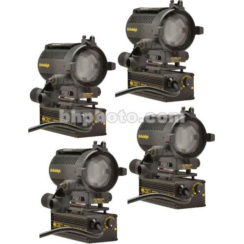 Dedolight Basic 4-Light Kit
