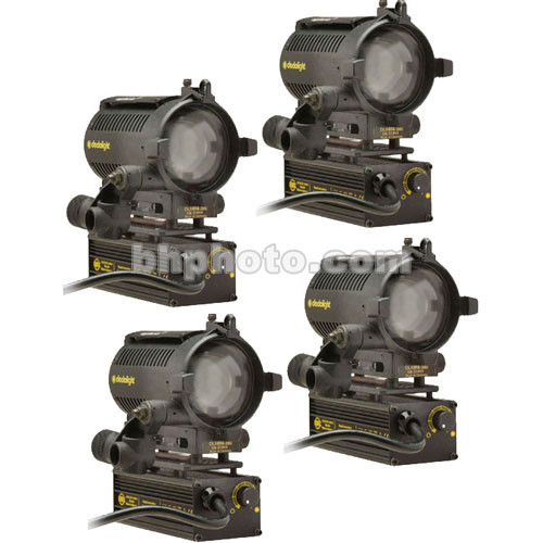 Dedolight Standard 4-Light Kit