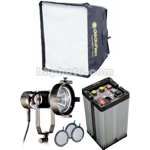 Dedolight Dedopar 400 Watt HMI 1 Light Hard Case Kit