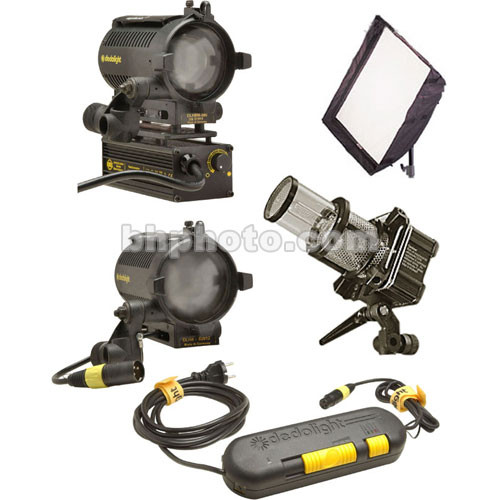 Dedolight Standard Compact 3-Light Kit