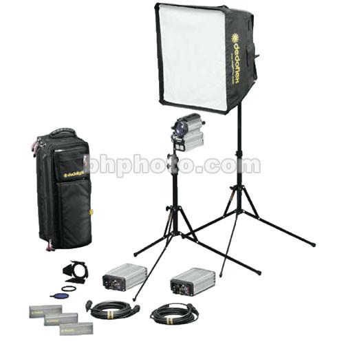 Dedolight Sundance HMI 2 Light Soft Case Kit  (90-260V)