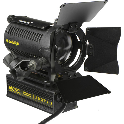 Dedolight 1 Light Spotlight Kit (117V)