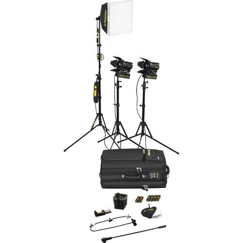 Dedolight SPS3E 3-Light Portable Lighting Kit (230V)