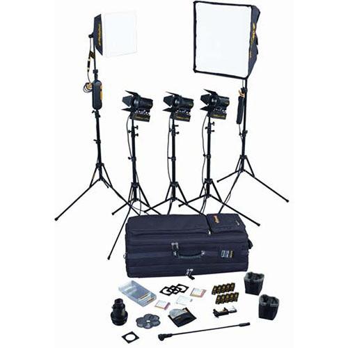 Dedolight SPS5E 5 Light Portable Lighting Kit (230V)