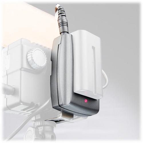 Dedolight Fillini Shoe for Canon BP-9 Batteries