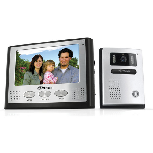 Defender GK300-7M2 Gatekeeper All-in-One Hands-Free Color Video Intercom System