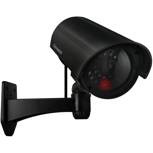 Defender PH300 Imitation Security Camera with Flashing Red LED